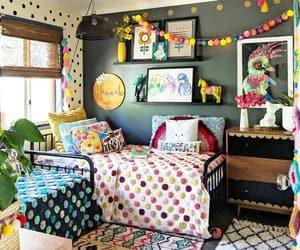 boho, decor, and interior image
