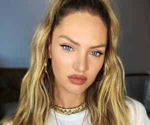 beautiful, blonde, and candice swanepoel image