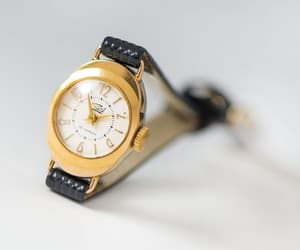 etsy, mid century watch, and retro lady watch image