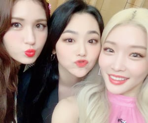 chungha, kpop, and ioi image