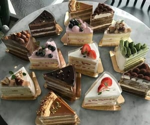 chocolat, gâteaux, and desserts image