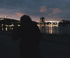 amsterdam, blurry, and city image