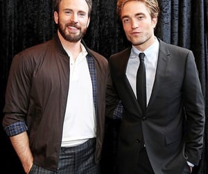 actor, actors, and chris evans image