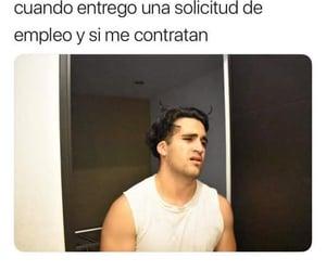 memes, 😰, and mierda image