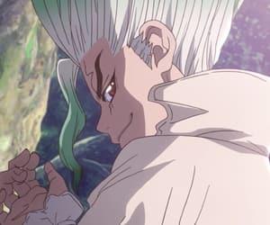anime, ishigami senku, and dr. stone image