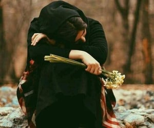 alone, missing you, and sad image