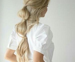 basic, blonde, and brunette image