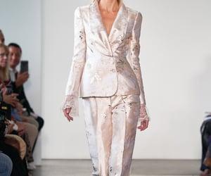 fashion, fashion week, and suit image