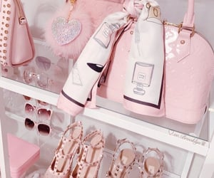 bags, fashion, and makeup image