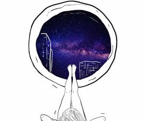 art, arte, and estrellas image