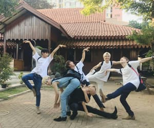 ballet, indonesia, and jisung image