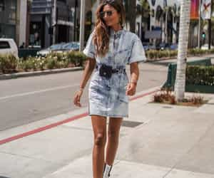 Beverly Hills, blogger, and dress image