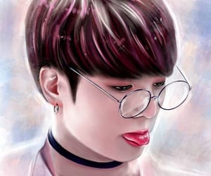 fanart, kpop, and @artennistic image