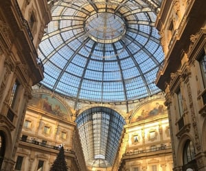 italy, art, and milan image