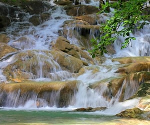water fall, doyouwantthis, and tour tourist image