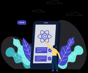 react native android, react native android app, and react native for android image
