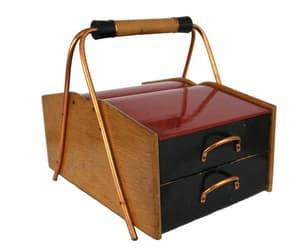 etsy, jewellery box, and tool box image