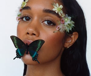 laura harrier and pretty image
