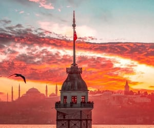 ask, istanbul, and kule image