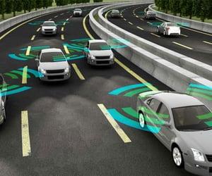 tech news, big data, and self driving car image