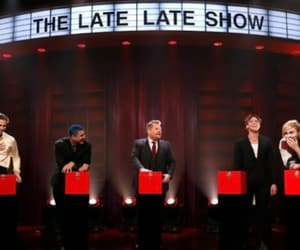 new, james corden, and the late late show image