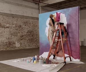 art and halsey image