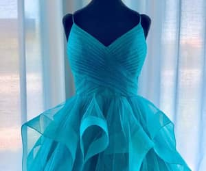 evening dresses, formal wear, and homecoming image