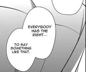 anime, anime quotes, and manga quote image