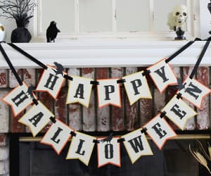 candy corn, decorations, and etsy image