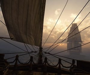 aesthetic and pirate image
