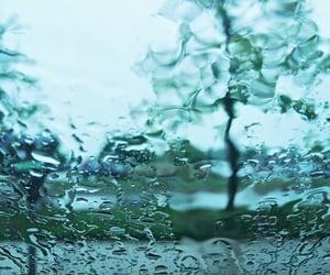aesthetic, photography, and rain image