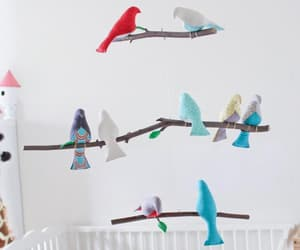 etsy, multi-colored, and nursery decor image