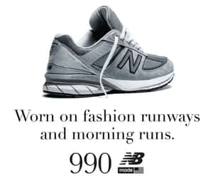 new balance and sneakers image