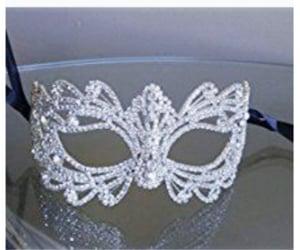 masks, party, and masqerade image