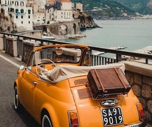 car, travel, and city image