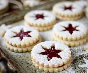 Cookies and star image