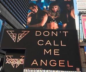 angel, call, and miley cyrus image