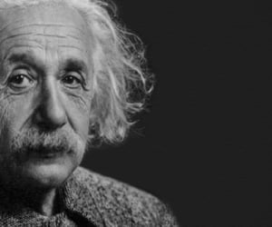 Albert Einstein, articles, and famous people image