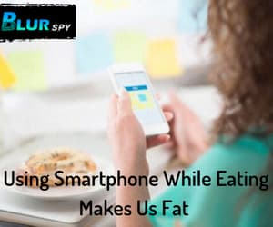 cell phone, fat, and obesity image