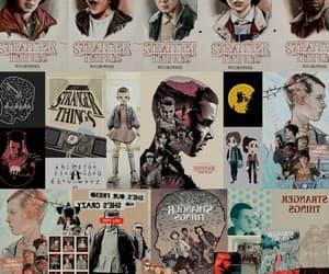 wallpaper and stranger things image