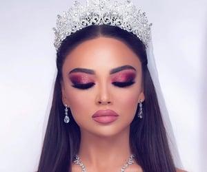 beautiful, bijoux, and diadème image