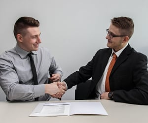 job search, resume tips, and career advice image