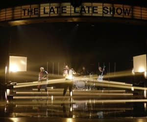 new, teeth, and the late late show image