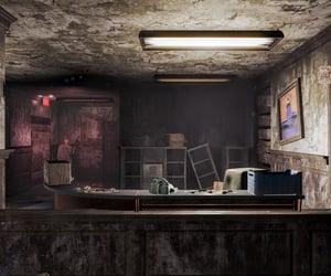 abandoned, commonwealth, and eerie image