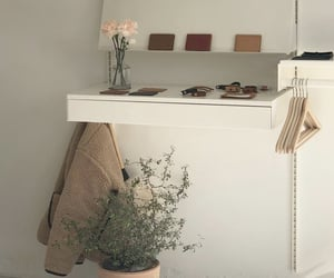 beige, decor, and home decor image