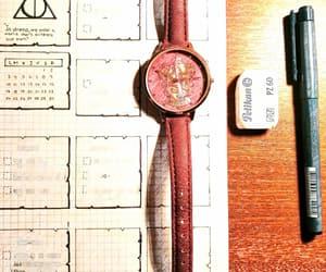 agenda, gryffindor, and notebook image