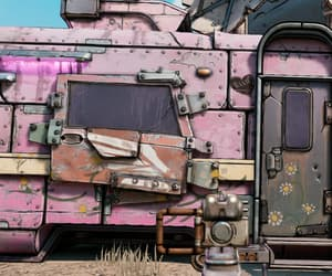 daisy, metal, and borderlands image