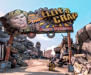 desert, merchant, and junkyard image