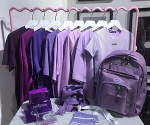 purple and shirt image