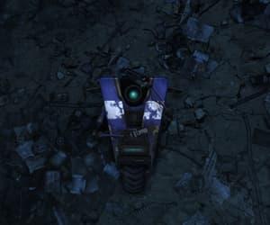 dark, machine, and robot image